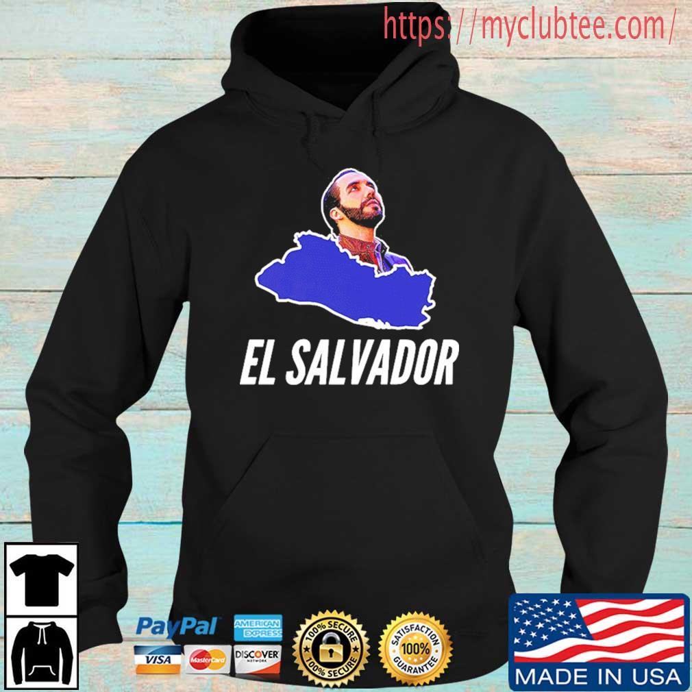 El Salvador Nuevas Ideas 503 Nayib Bukele Shirt Hoodie den