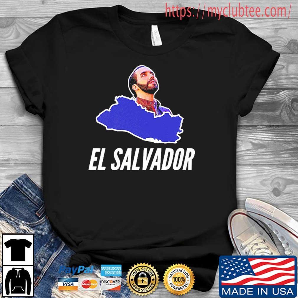 El Salvador Nuevas Ideas 503 Nayib Bukele Shirt