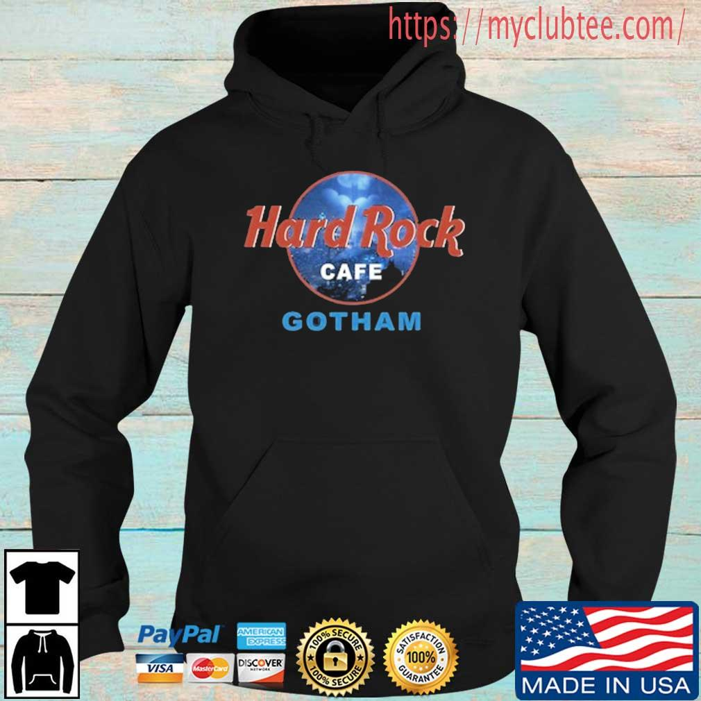 Hard Rock Cafe Gotham Shirt Hoodie den