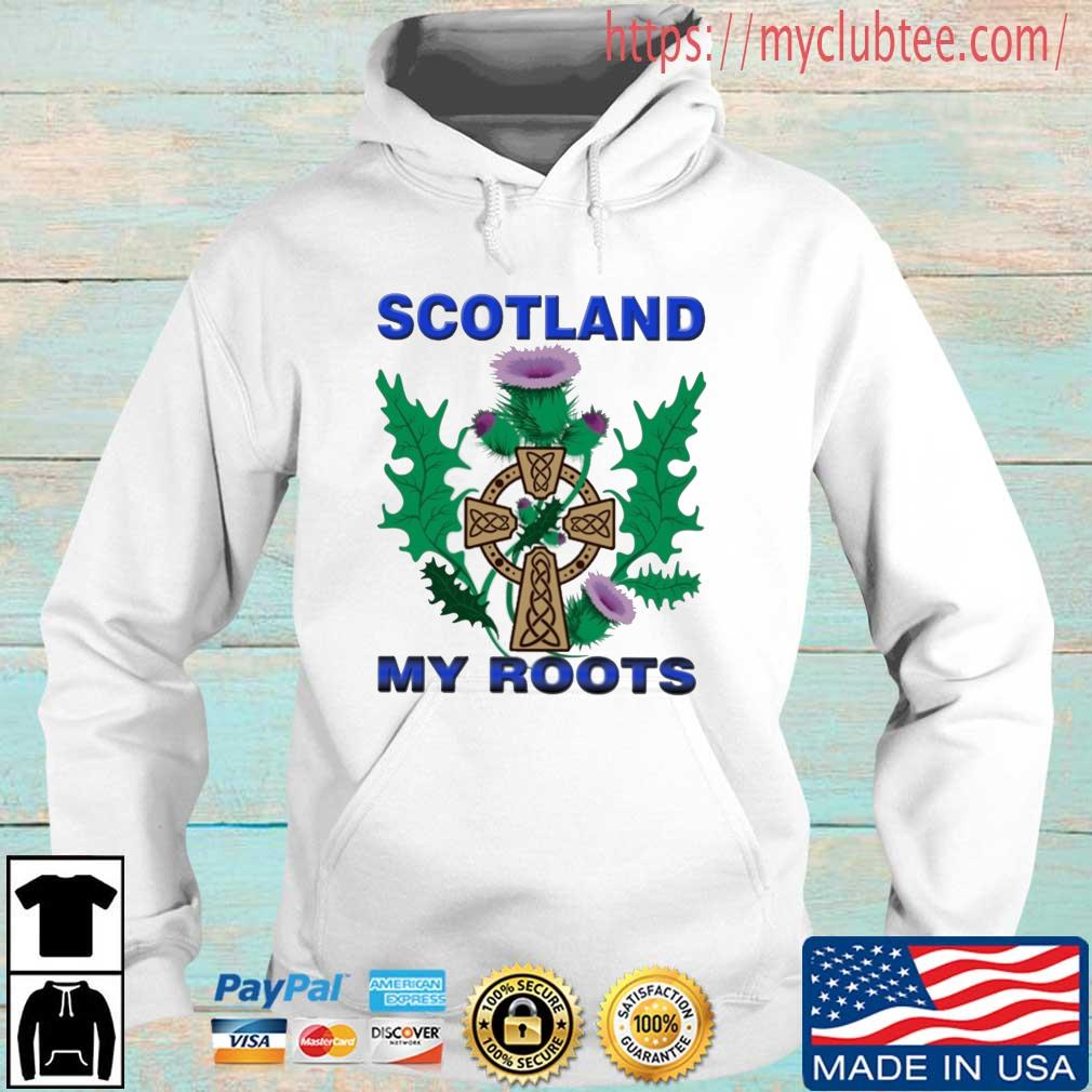 Scotland My Roots Classic Shirt