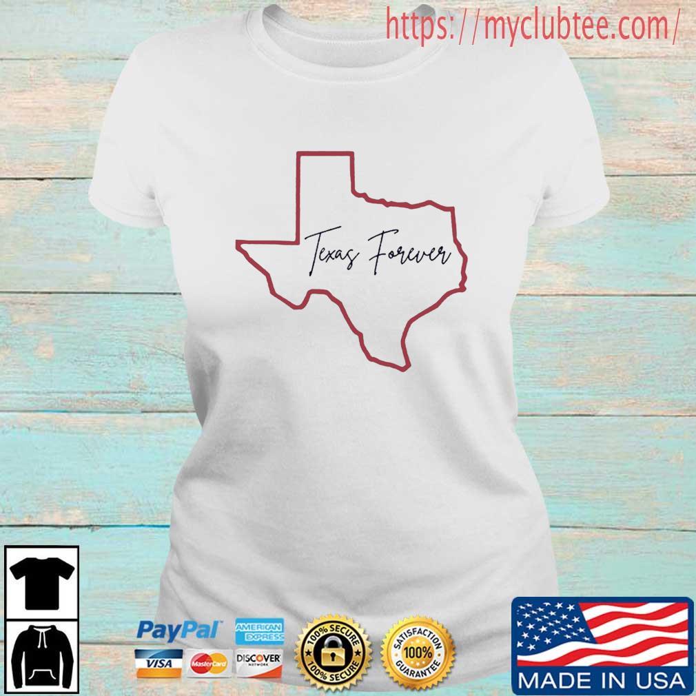 Texas Forever Shirt Ladies tran