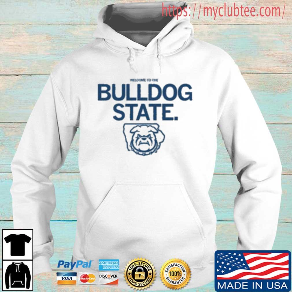 Welcome To The Bulldog State Logo Shirt