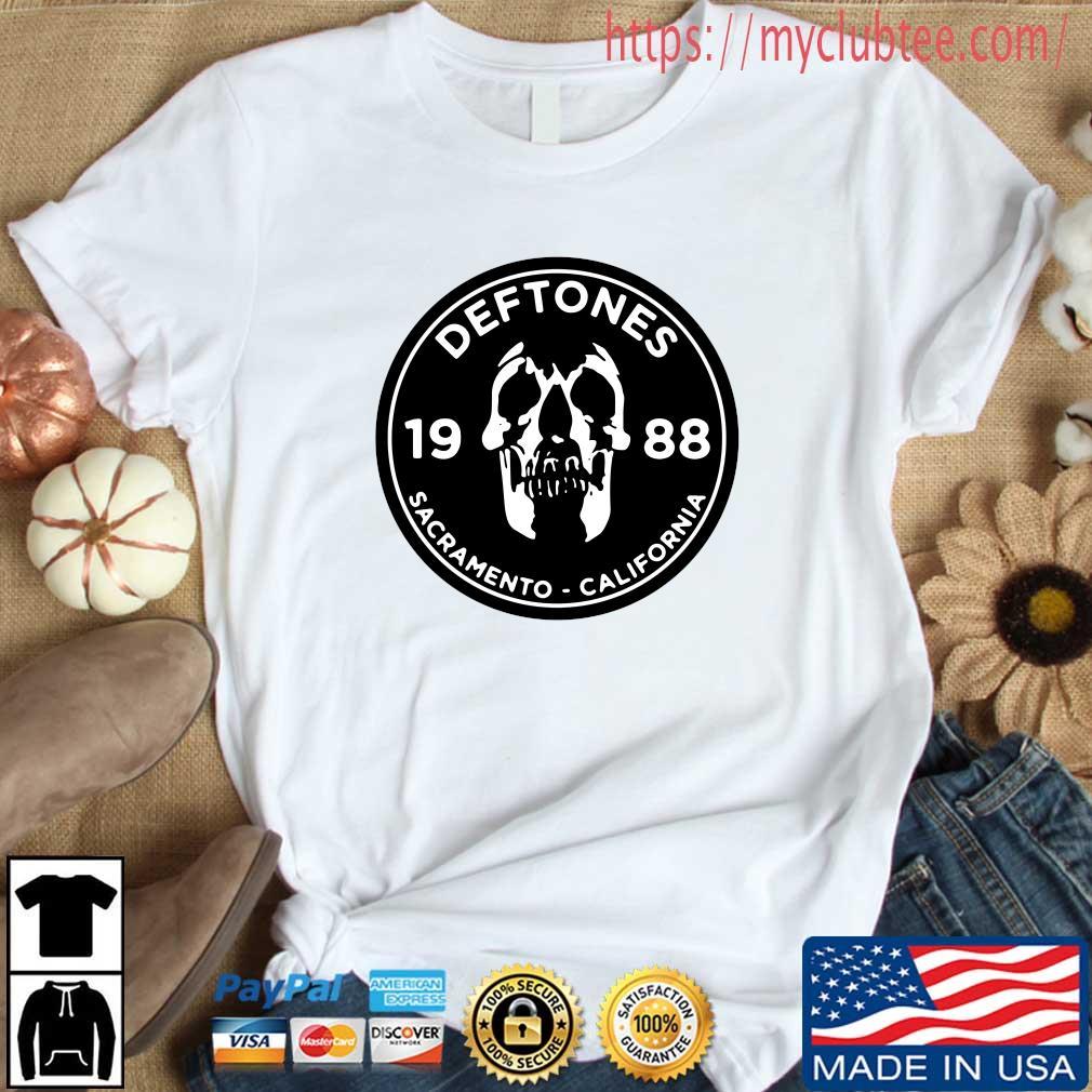 Deftones 1988 Sacramento California Shirt