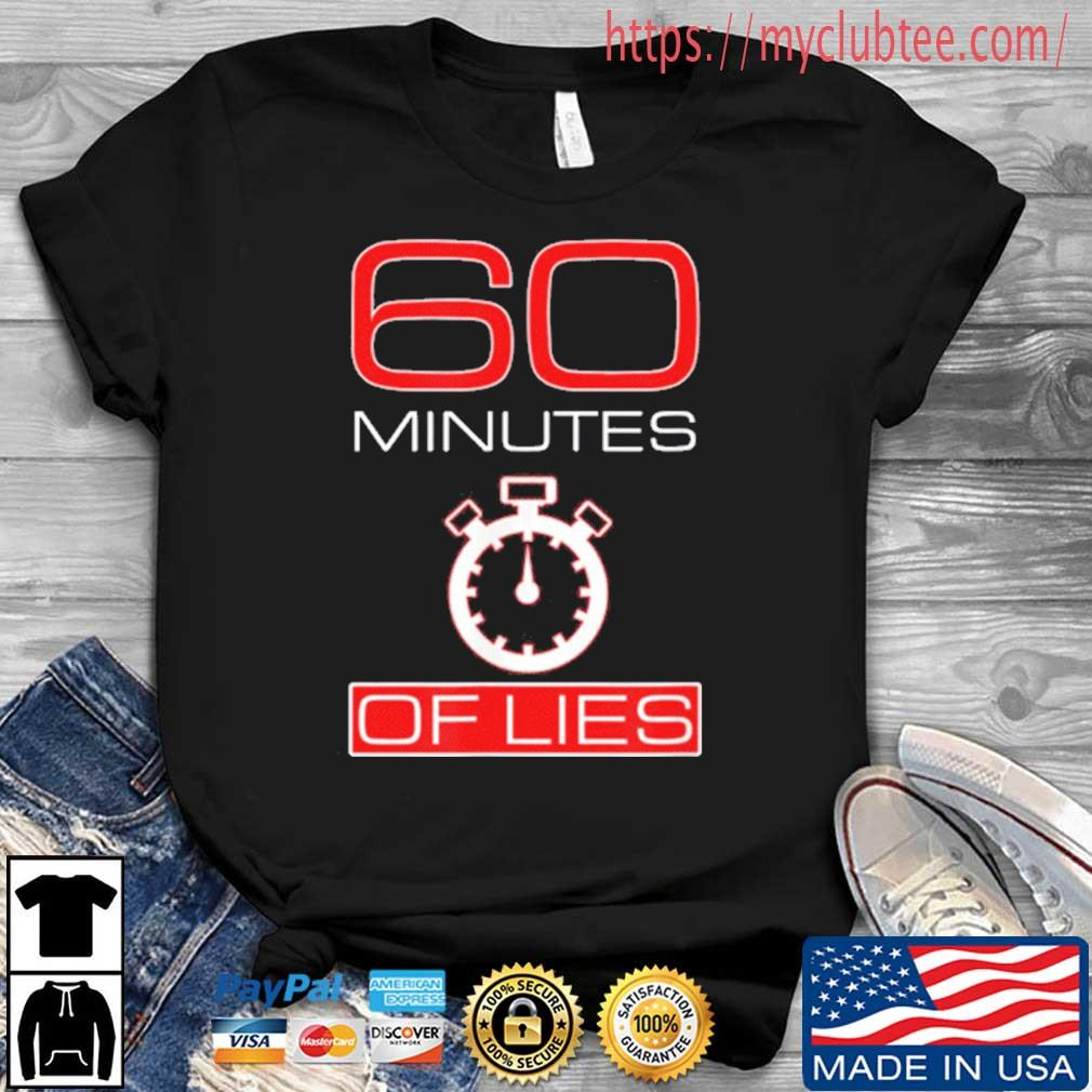 Official 60 minutes Of Lies Shirt