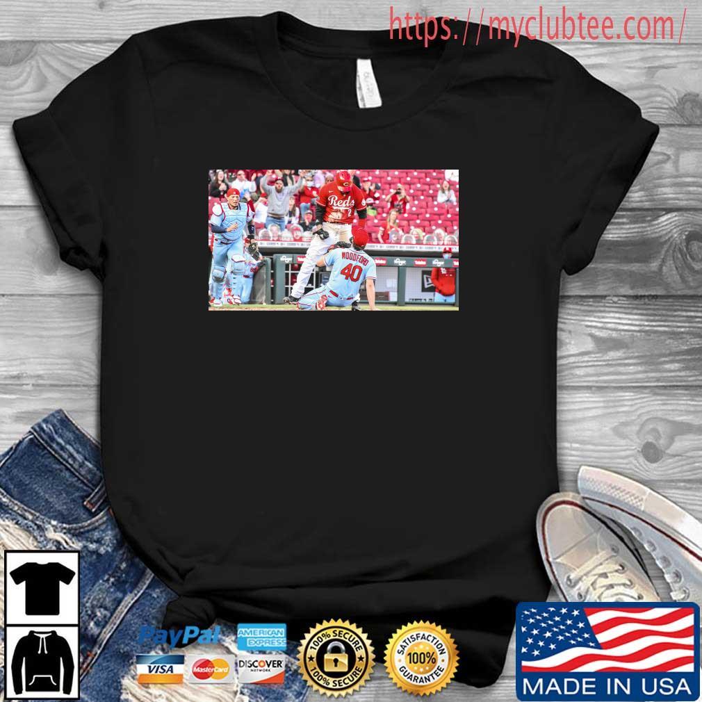 Nick Castellanos Is The Cardinals Daddy Shirt