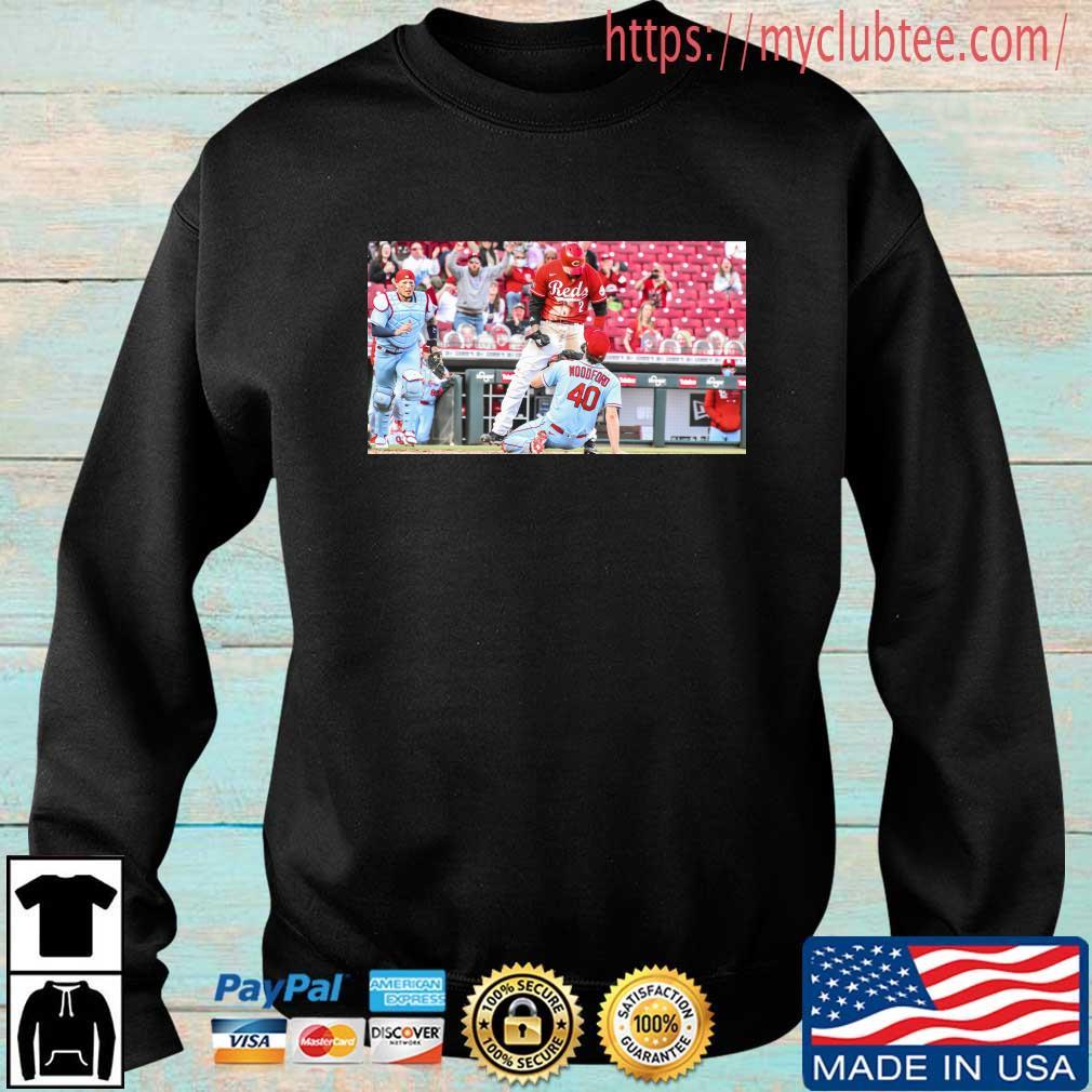 Nick Castellanos Is The Cardinals Daddy Shirt Sweater trang