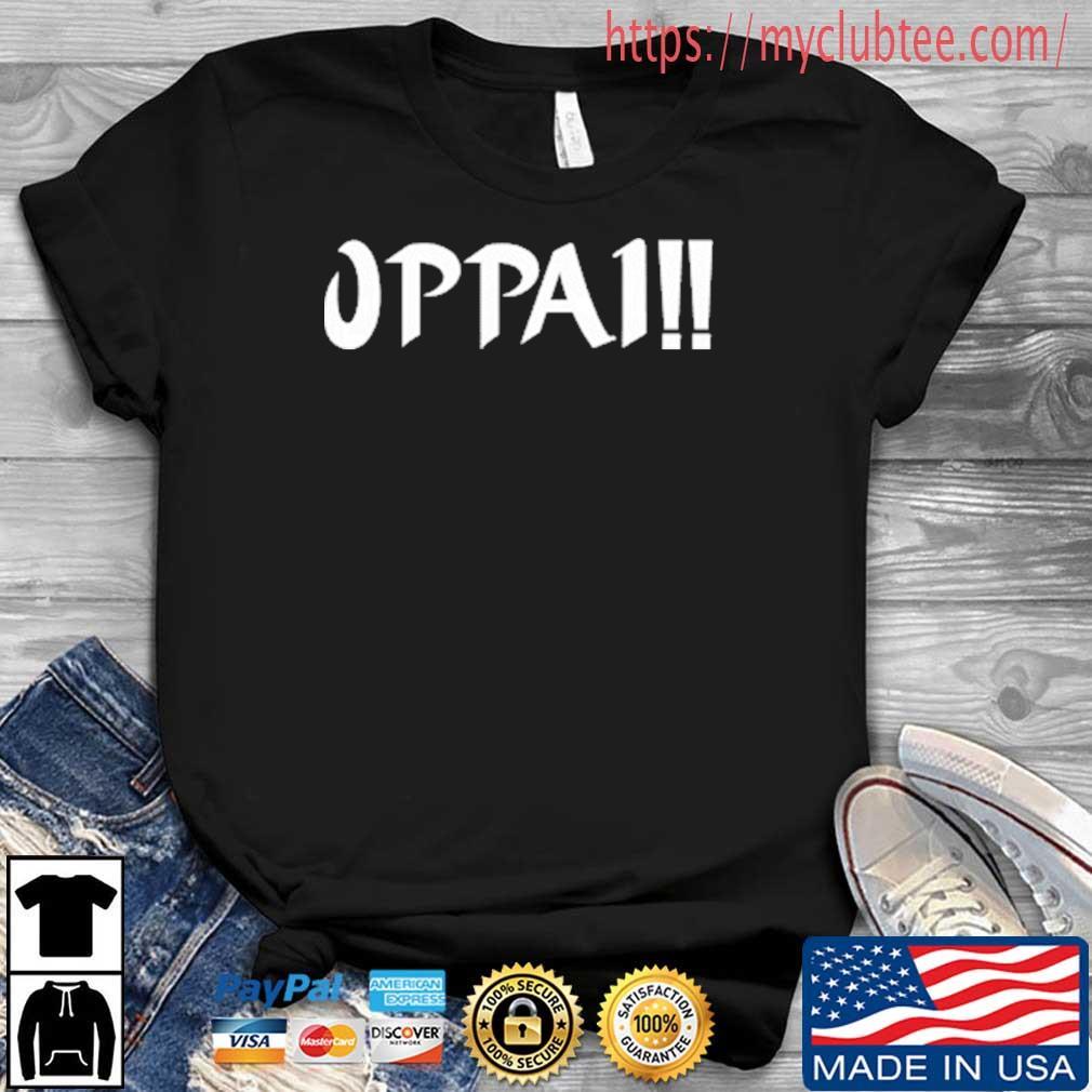 Oppa 1 Shirt