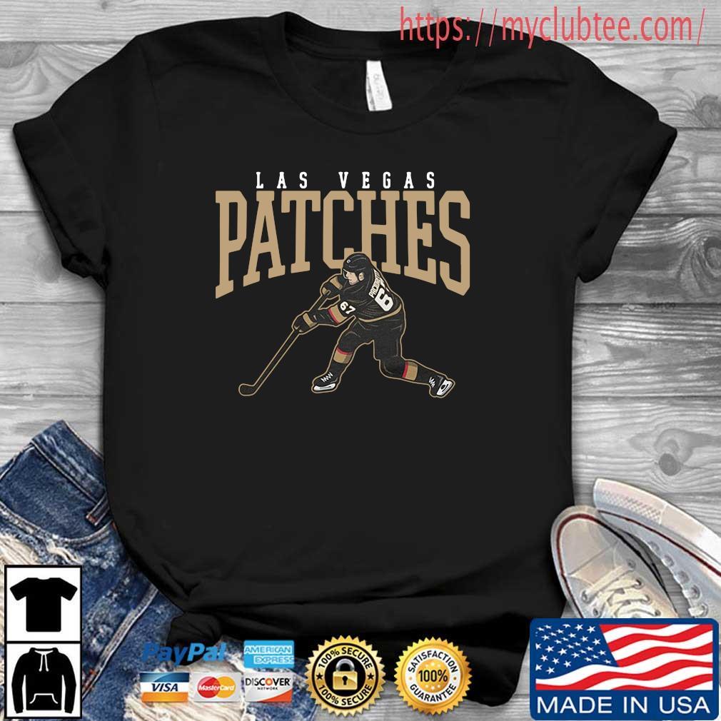 Las Vegas Max Pacioretty Patches Shirt