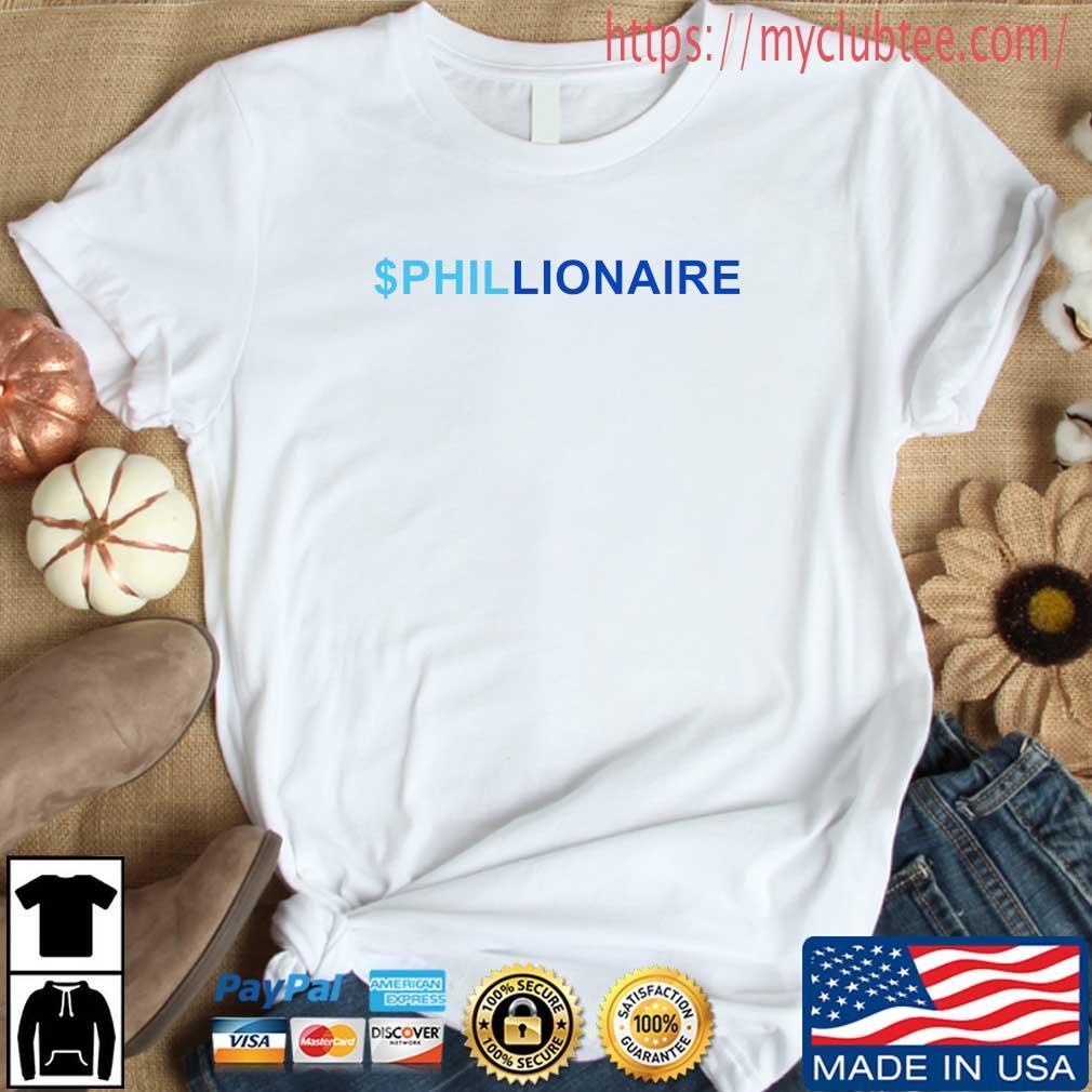 $Phillionaire shirt