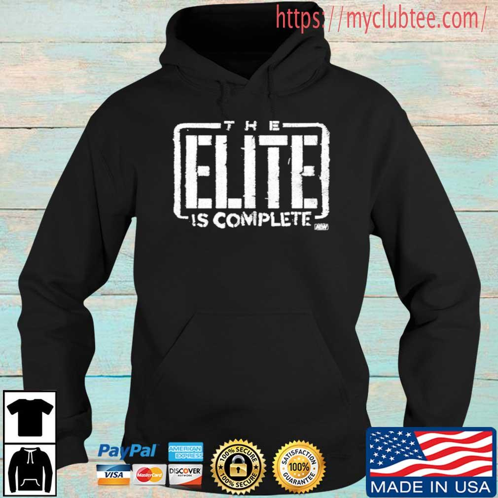 The Elite Is Complete Young Bucks Shirt Hoodie den