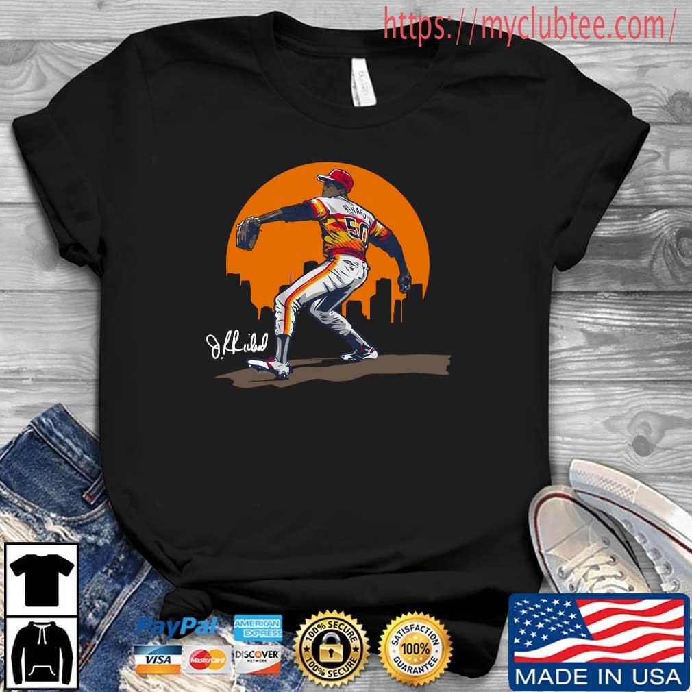 The Legend Of J.R. Richard Shirts
