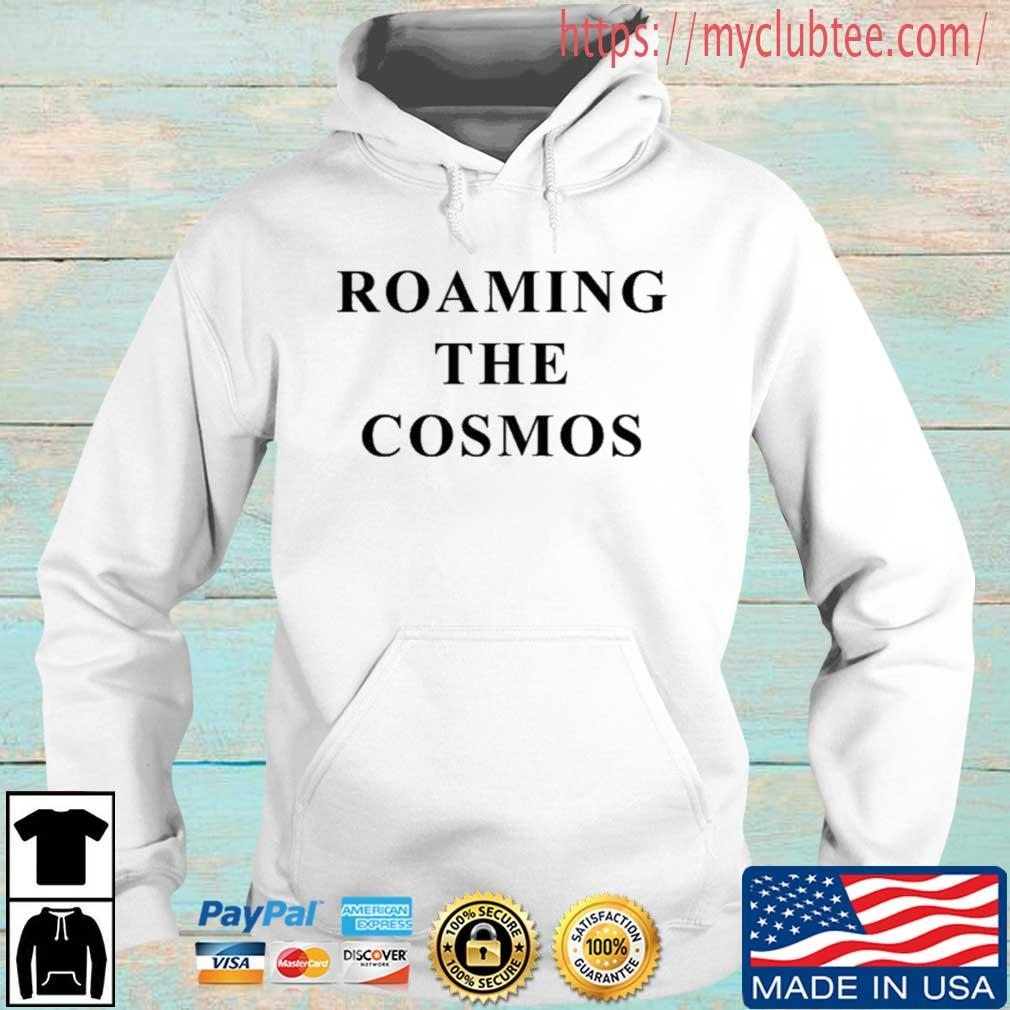 Roaming the cosmos Hoodie trang