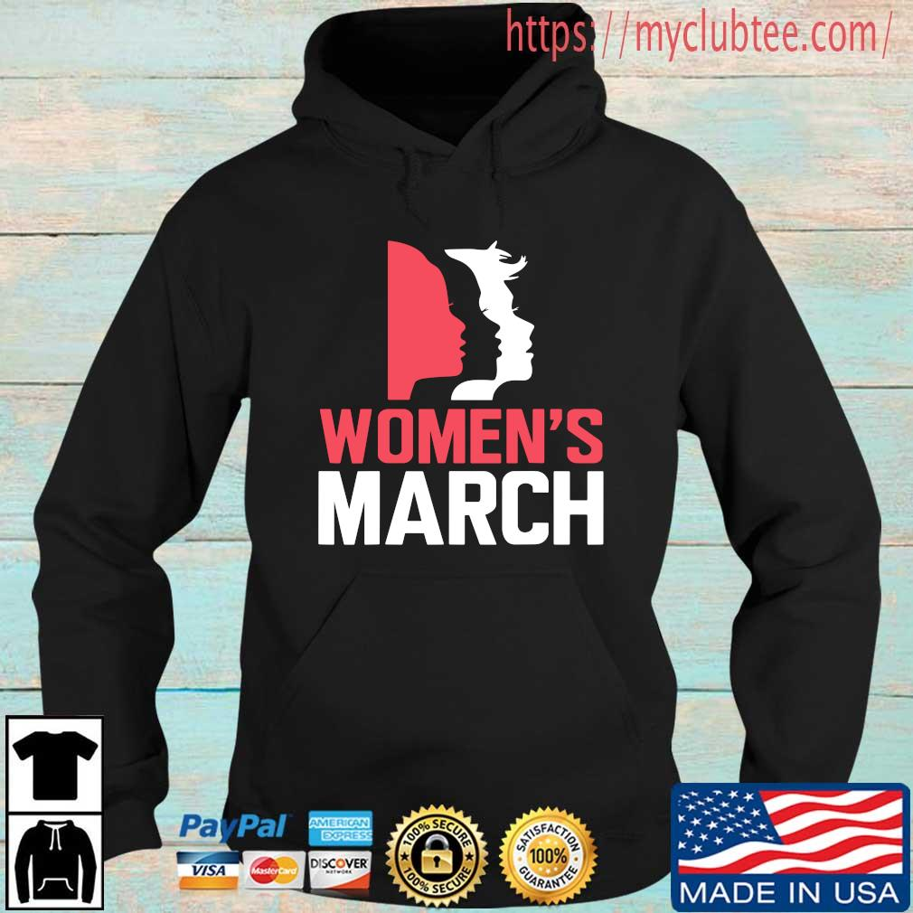 Women's March For Reproductive Rights Pro Choice Feminist Shirt Hoodie den