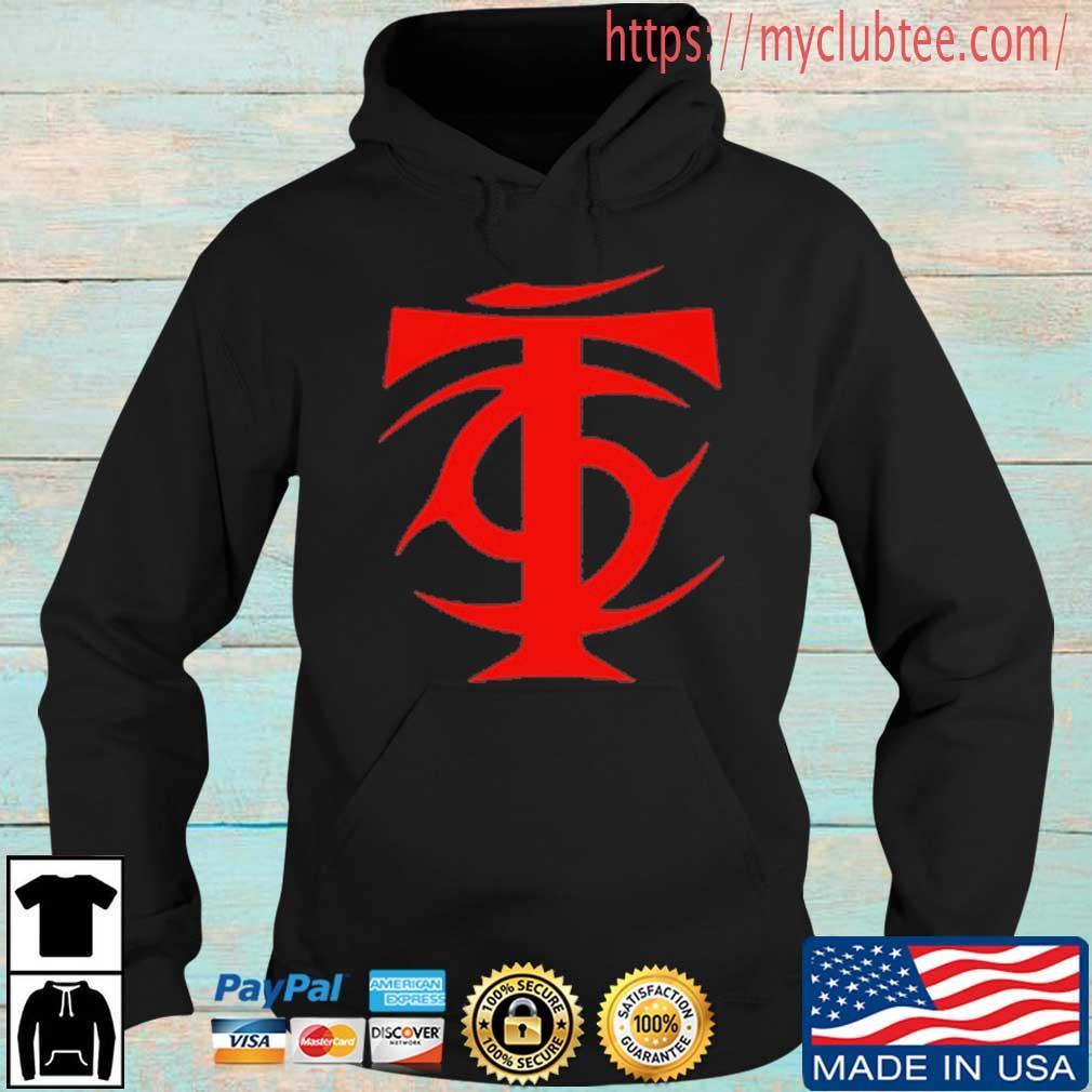 T-Symbol Shirt Hoodie den