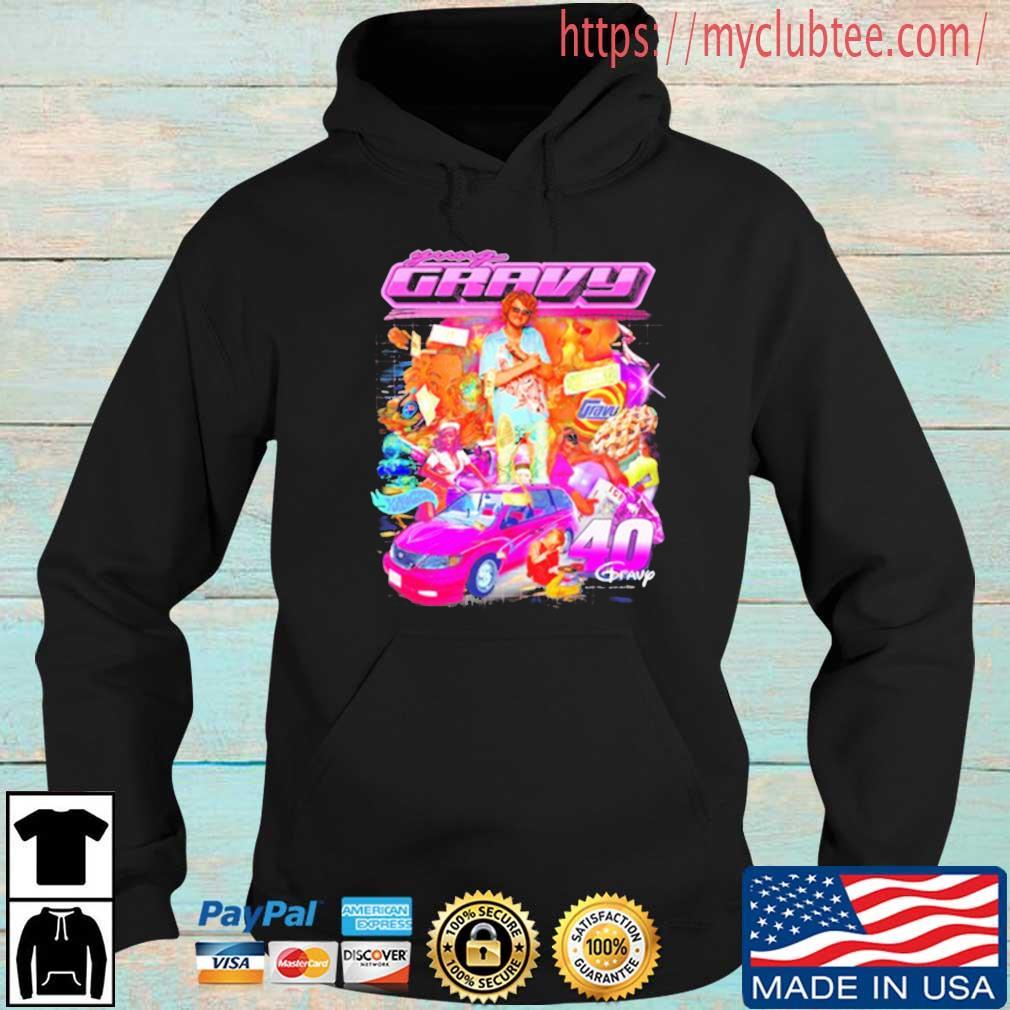 Yung Gravy Merch Collection Clusterfuck Shirt Hoodie den