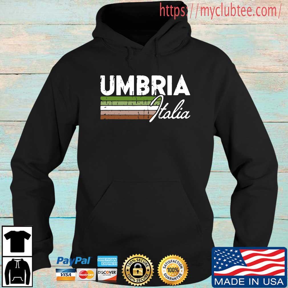 Umbria Italia Umbria Italy Lovers Shirt Hoodie den