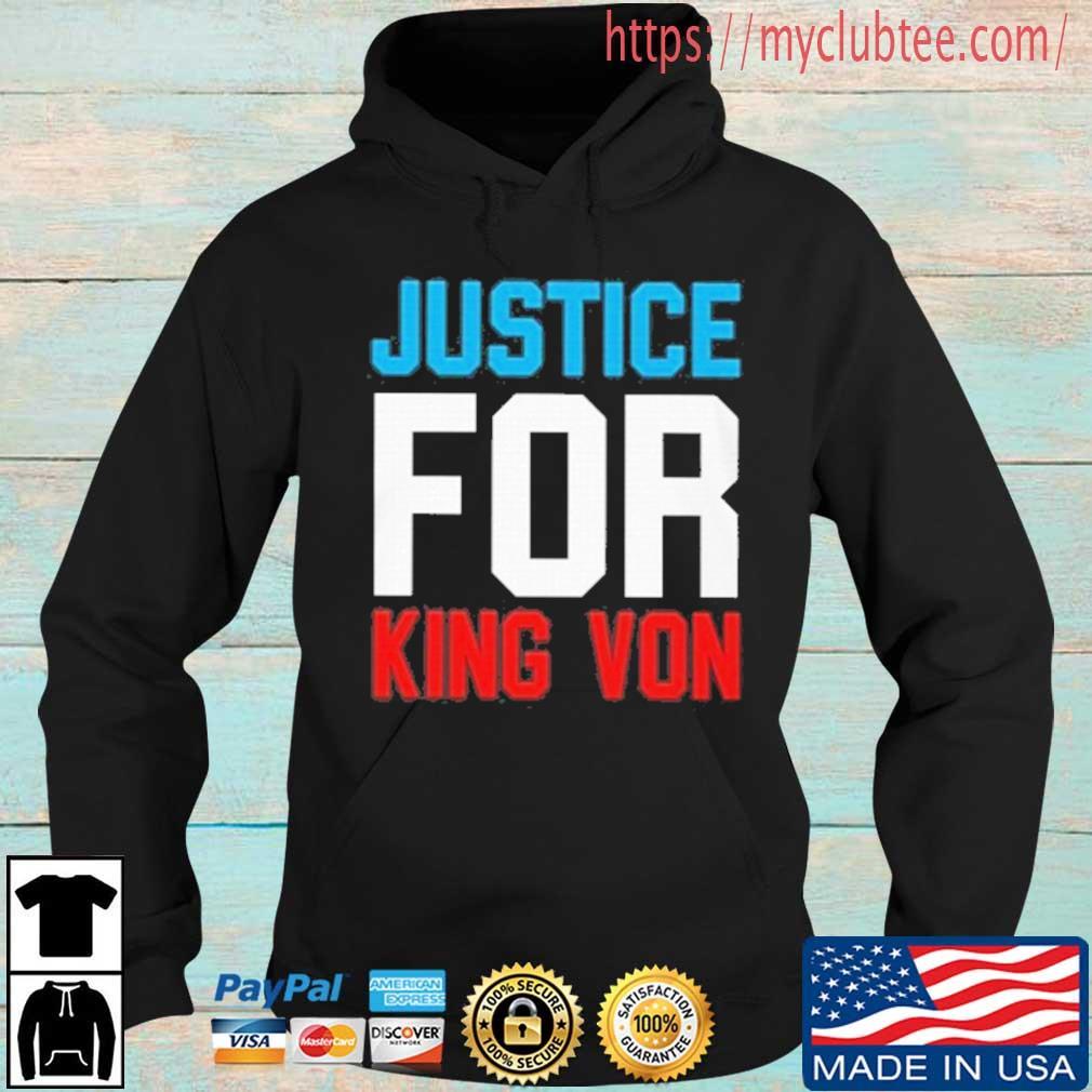Justice For King Von T-Shirt
