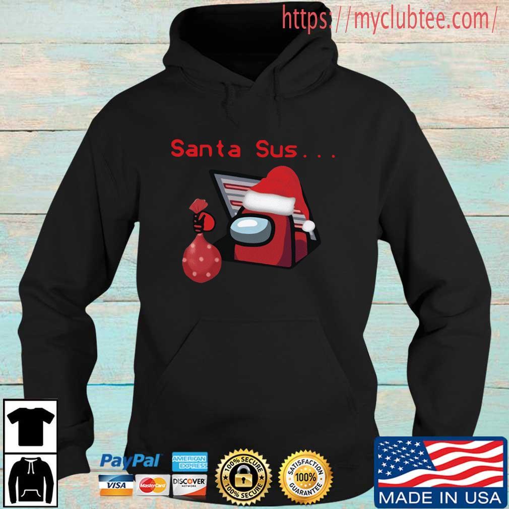 Santa Sus Among Us Christmas sweater