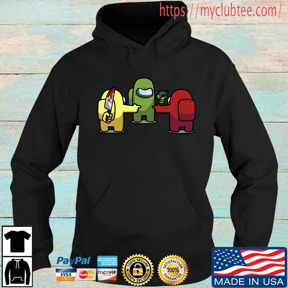 You is a Imposter Among Us Game Shirt