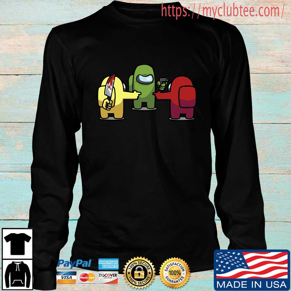You is a Imposter Among Us Game Shirt Longsleeve den