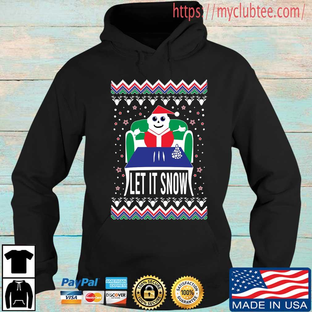 Let it snow Ugly Christmas sweater